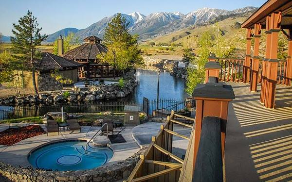 Hot Springs Spa Salt Lake City