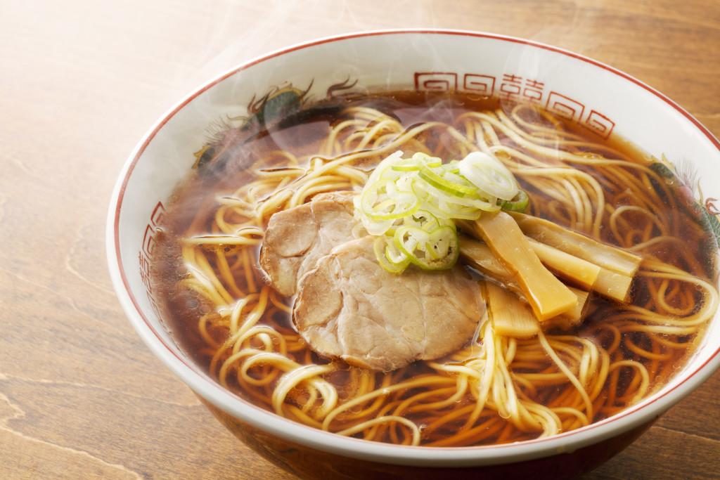 Ramen Noodle Soup from Katsu in Aurora, CO