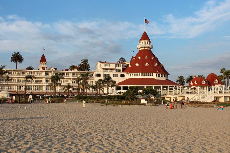 Hotel Del Coronado in San Diego, CA