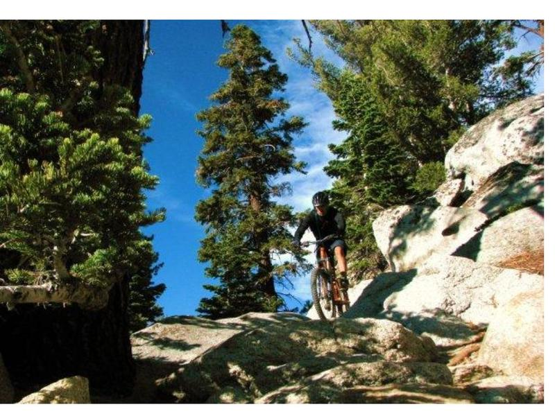 Awesome Mountain Bike Trails Near Placerville 2