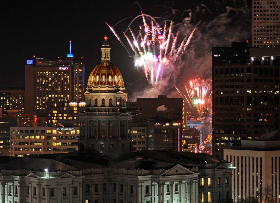 Celebrate New Year's Eve in Denver