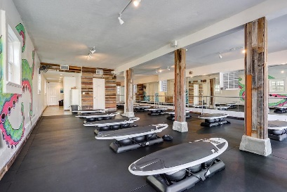 City Surf Fitness Gym in Denver, CO
