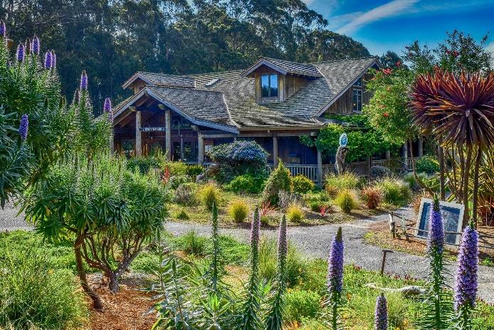 Costanoa Coastal Lodge in Pescadero, CA