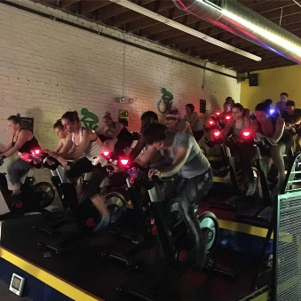 Epic Ryde Bicycle Gym in Denver, CO