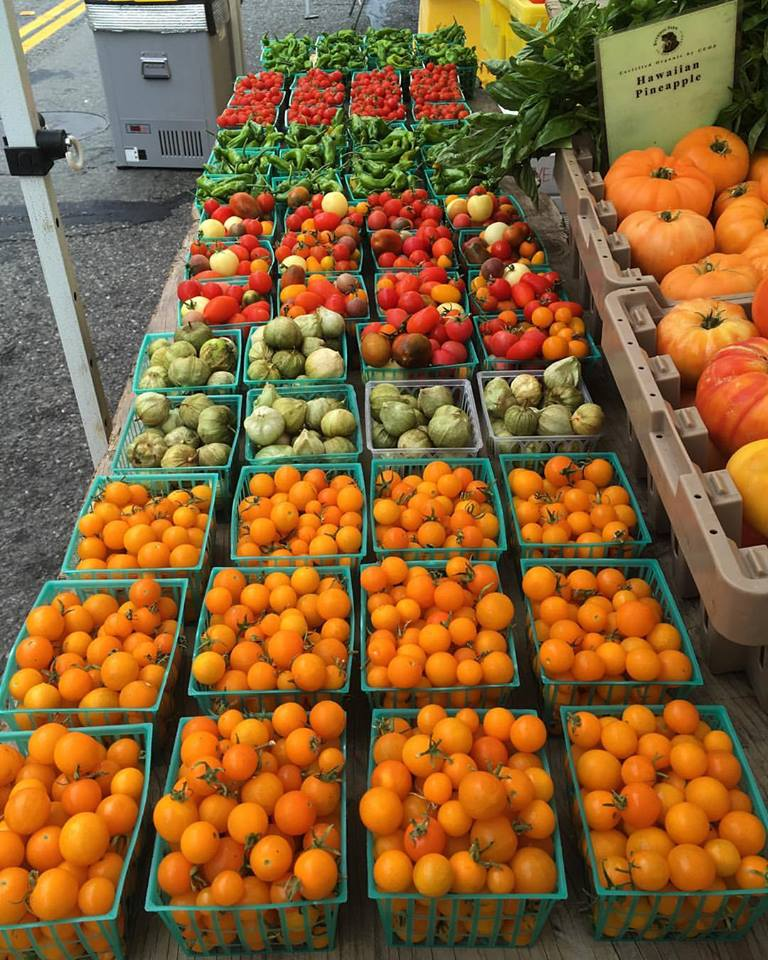 Farmer's Markets in East Bay 3