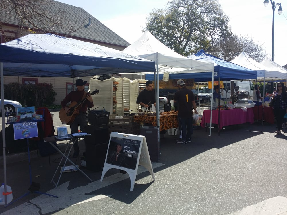 Farmer's Markets in East Bay 4