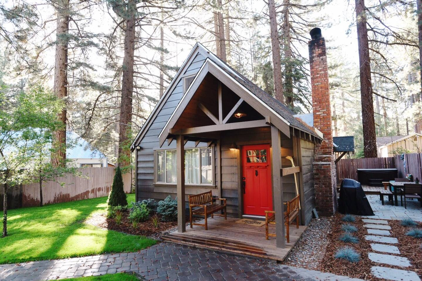 Getaways in Tahoe for a Cozy Cabin Rental 5