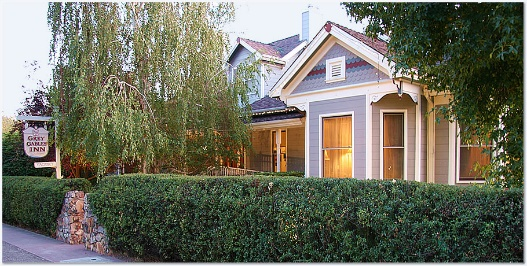 Grey Gables Bed & Breakfast Inn in Sutter Creek