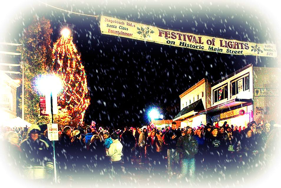 Holiday Fun Around Placerville 1