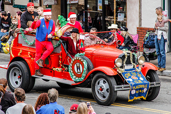 Holiday Fun Around Placerville 2