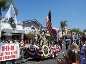 Coronado 4th of July Celebration in San Diego, CA