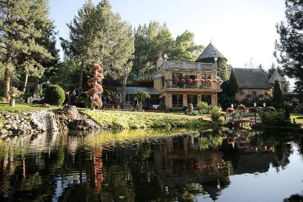La Caille Restaurant in Salt Lake City