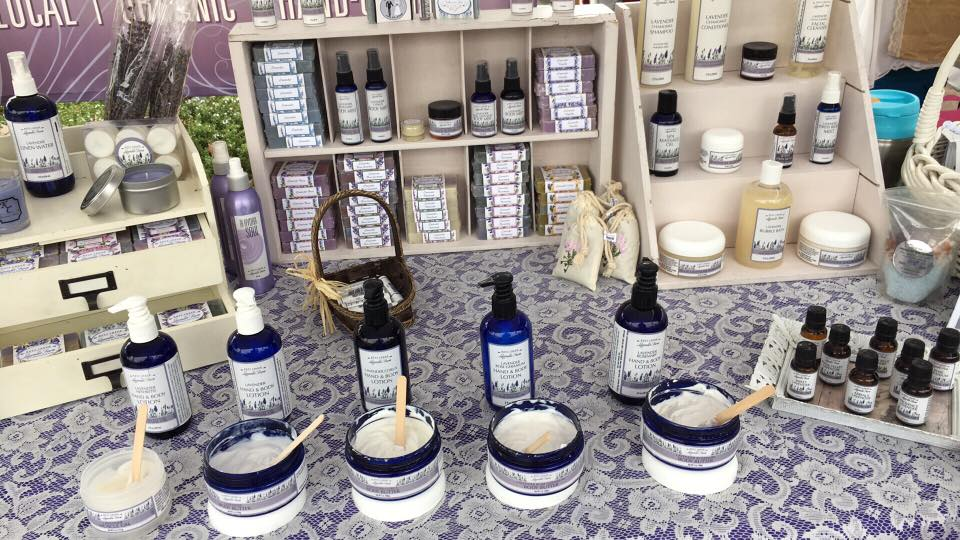 Lavender Farm Products