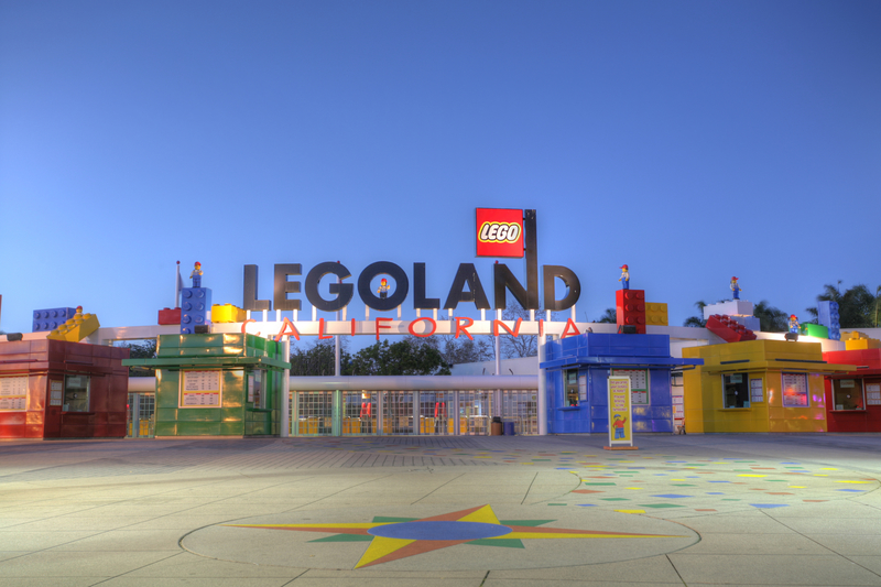 Legoland California Park in Carlsbad, CA