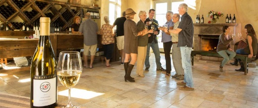 Miraflores Winery in Placerville, CA