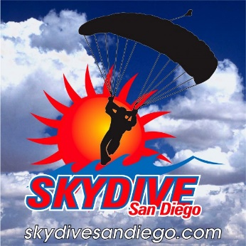 Skydiving at Skydive San Diego, CA