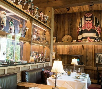 Tree Room Restaurant at Sundance Mountain Resort