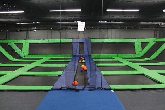Wairhouse Trampoline Park in Salt Lake City, UT