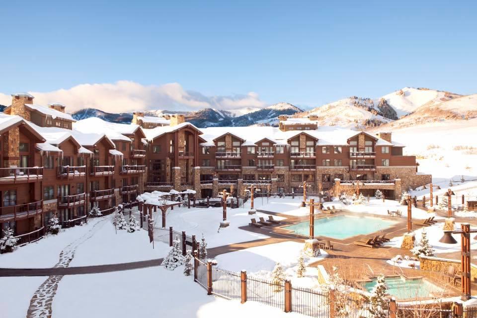 Waldorf Astoria Ski Resort in Utah