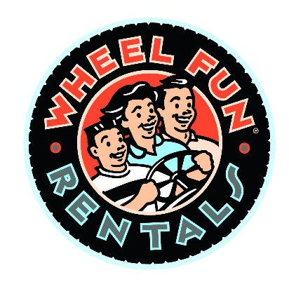 Surrey Riding at Wheel Fun Rentals in Oceanside, CA
