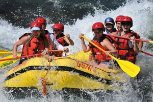 Whitewater Rafting in Placerville, CA