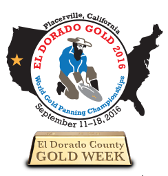El Dorado World Gold Panning Championship in Placerville, CA