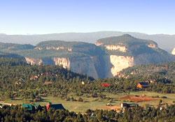 Zion Ponderosa Ranch in Utah